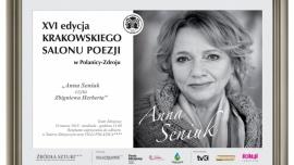 XVI Krakowski Salon Poezji w Polanicy-Zdroju. Kliknięcie w obrazek spowoduje wyświetlenie jego powiększenia