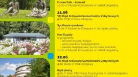 Zjazd Polaniczan. Kliknięcie w obrazek spowoduje wyświetlenie jego powiększenia