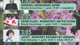 Majówka w Polanicy-Zdroju Kliknięcie w obrazek spowoduje wyświetlenie jego powiększenia