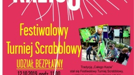 Cały Kazio 6 - Festiwalowy Turniej Scrabblowy Kliknięcie w obrazek spowoduje wyświetlenie jego powiększenia