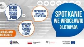 Narodowe Centrum Badań i Rozwoju organizuje spotkanie pt. NCBR dla Firm – wsparcie przedsiębiorców z POIR Kliknięcie w obrazek spowoduje wyświetlenie jego powiększenia