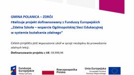 Zdalna Szkoła – wsparcie Ogólnopolskiej Sieci Edukacyjnej w systemie kształcenia zdalnego Kliknięcie w obrazek spowoduje wyświetlenie jego powiększenia