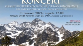 Koncert Orkiestry Reprezentacyjnej Straży Granicznej Kliknięcie w obrazek spowoduje wyświetlenie jego powiększenia