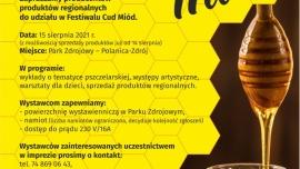Zaproszenie do udziału w Festiwalu Cud Miód Kliknięcie w obrazek spowoduje wyświetlenie jego powiększenia